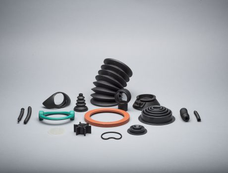 molding rubber articles